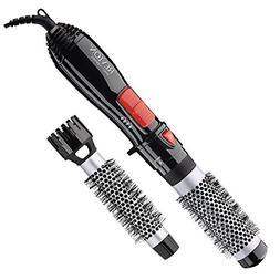 Hair Dryer Hot Air Styler Round Hair Brush Ceramic Curling I