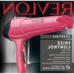 REVLON HAIR DRYER Ionic Frizz Control 1875W Powerful Blow St