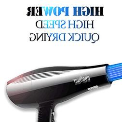 RbrownPRO Hair Dryer Professional 4000 Watt Quick Dry Blow D