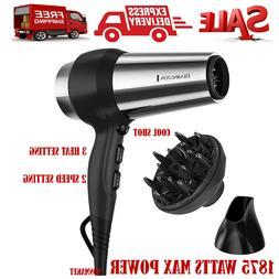 Hair Dryer Remington Professional Turbo Blower Beauty Compac