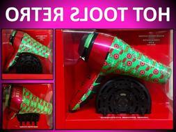 Hot tools hair dryer retro vibe
