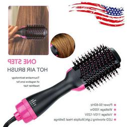 hair dryer volumizer one step curling oval