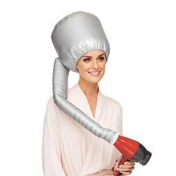 Hair Drying Styling Soft Cap Bonnet Hood Hat Blow Hair Dryer