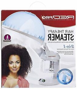 RED PRO BY KISS HAIR & FACIAL THERAPY STEAMER 2-IN-1 TABLE T