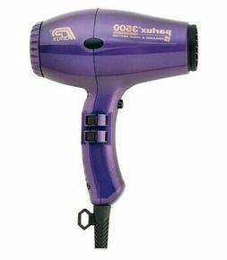 Parlux hairdryer 3500 Super Compact purple 2000 watts