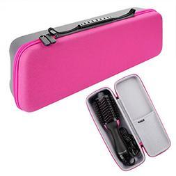 Hard Travel Case for Revlon One Step Hair Dryer And Styler V