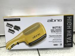 ANDIS High Heat HS-2 CERAMIC IONIC STYLER HAIR DRYER - Gold