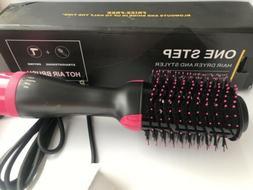 hot air brush hair dryer volumizer 3