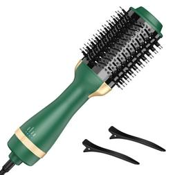 Hot Air Hair Dryer Negative Ion Volumizer Blow Dryer Brush S