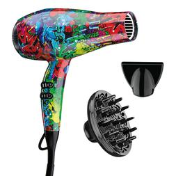 infiniti pro 1875 watt 325gr graffitistyling hair