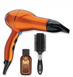 Conair Infiniti Pro Styling Tool Hair Dryer with Bonus Round