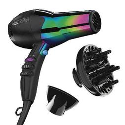 InfinitiPro by Conair Ion Choice Hair Dryer, 1875 Watt, Rain