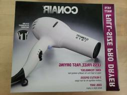 Conair Ion 1875 Watt Turbo Styler Hair Dryer ORIGINAL Free S