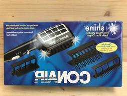 Conair Ion Shine Ionic Styler Model SD61S Hair Dryer Adjust