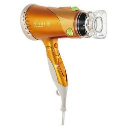 TESCOM ione TID910-D Ion Negative Japanese Hair Dryer Orange