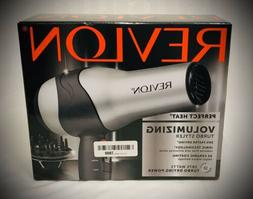 Ionic Hair Dryer Revlon Professional Turbo Blow 2 Speed with