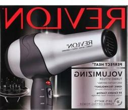 Revlon Ionic Hair Dryer Professional Turbo Blow 2 Speed Volu