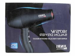 Jinri Salon Grade Professional Hair Dryer 1875W AC Motor Neg