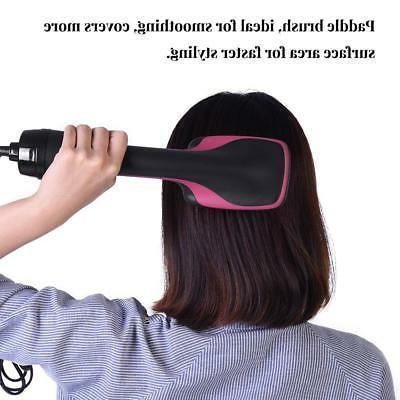 110V 2 Salon Smoothing Dryer & Paddle Hair