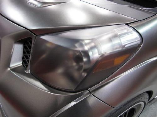 12 Matte Black Tail Lights Tint