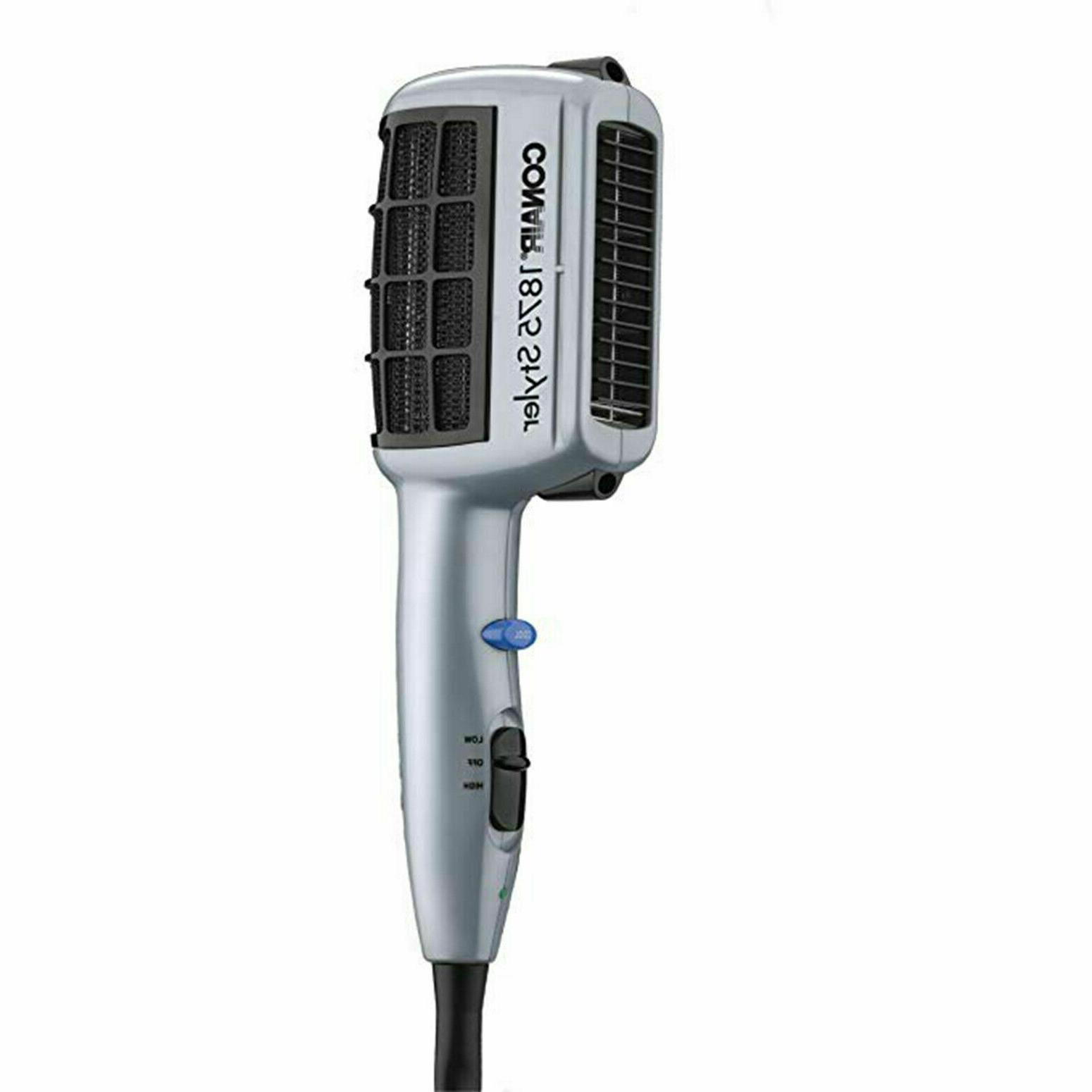 Conair 1875 Watt Hair Dryer Ionic Technology Hair Styler