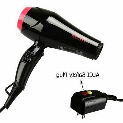Hair Dryer Speed and Heat Setting,