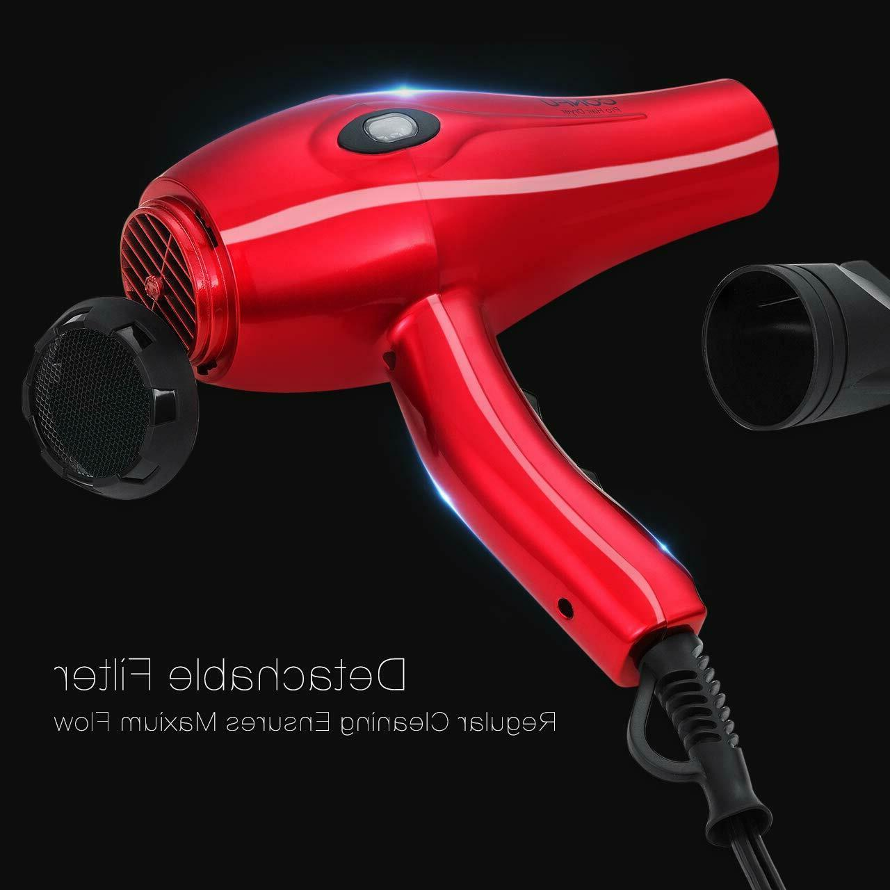 Professional Salon Infrared Ionic Fast Drying Dryer