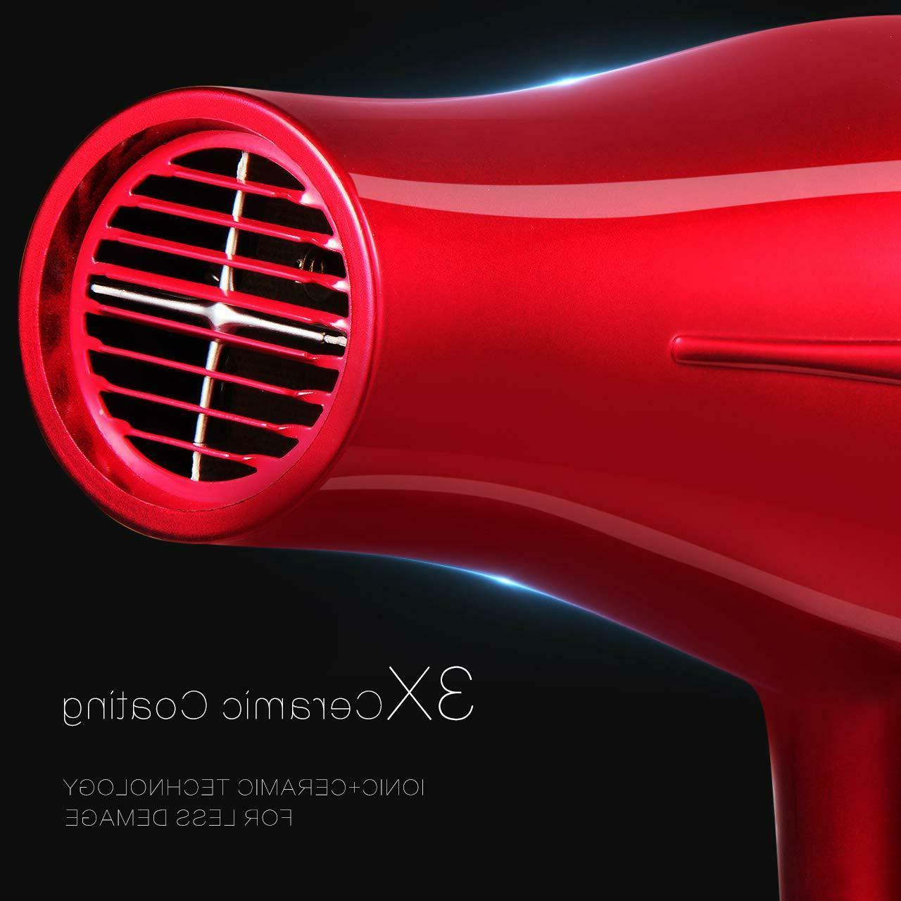 Infrared Heat Ceramic Ionic Fast Drying Blow