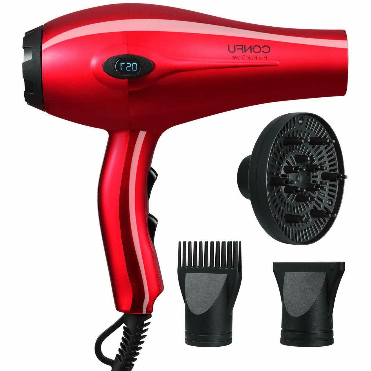 professional salon hair dryer infrared heat ceramic