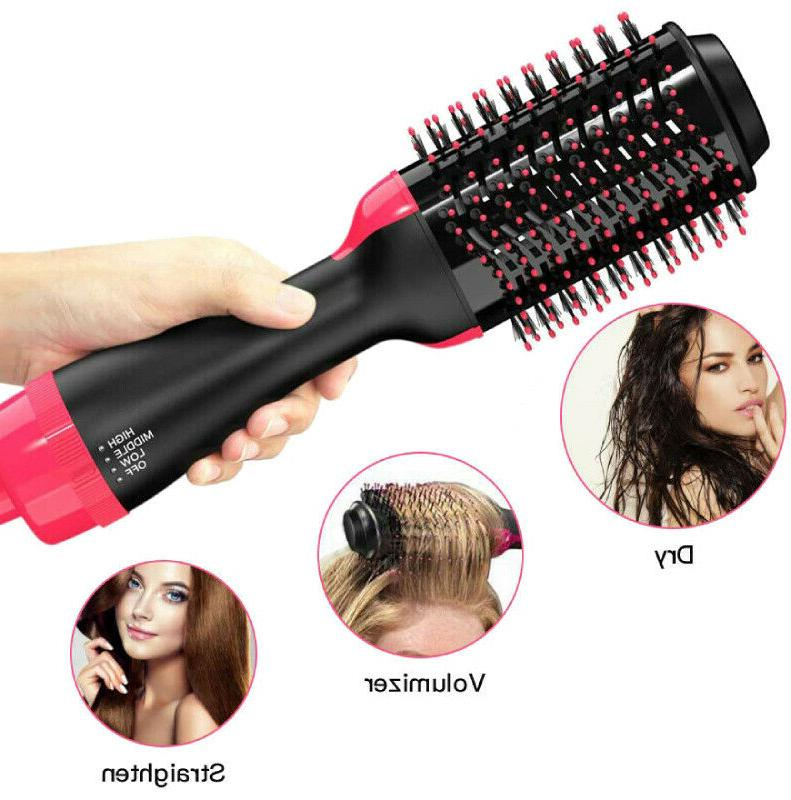 2-in-1 Hair Blow Volumizer