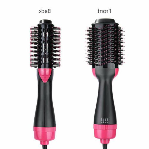 3In1 One Dryer and Straightening Curling
