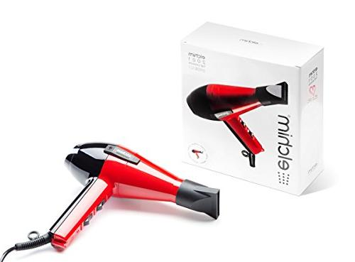 Elchim 2001 Dryer: Lightweight 1875 Watt Quick Dry Blow Dryer