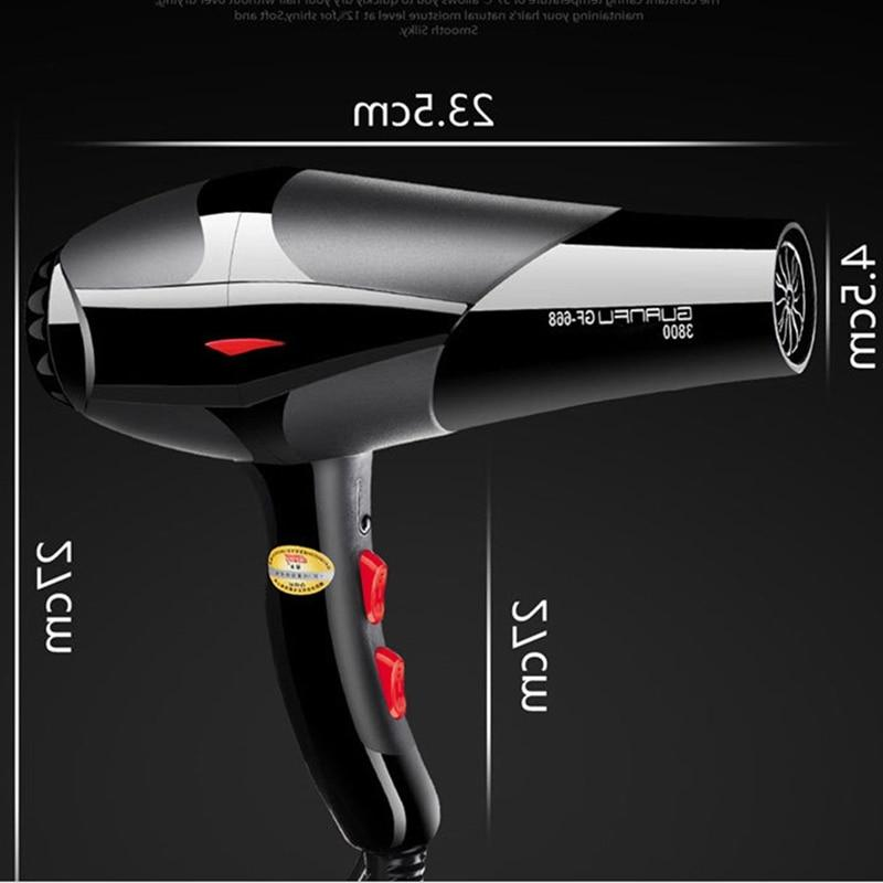 New Professional <font><b>Hair</b></font> <font><b>Dryer</b></font> Salon Speed Heat Hairdressing Blow Eu Plug