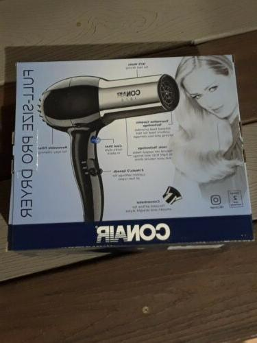 Conair 256PR Pro With Conditioning