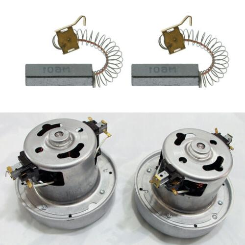 2pieces Replacement Motors Carbon Brushes For Pet Hair Dryer