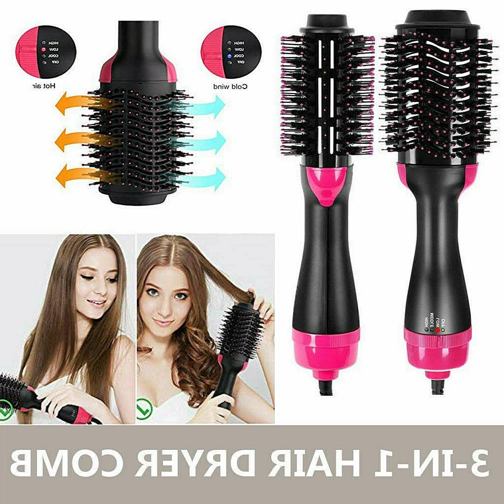 3 in 1 one step hair dryer