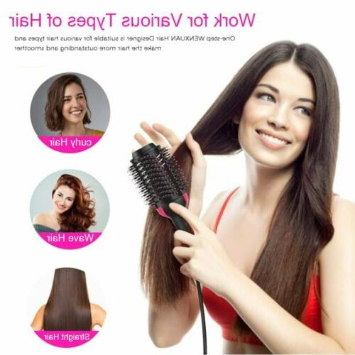 3 in Salon One-Step and Volumizer Oval Design New
