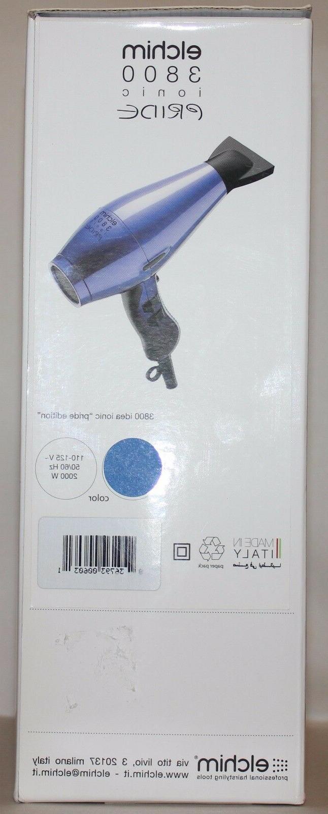 Elchim Hair Dryer Watts