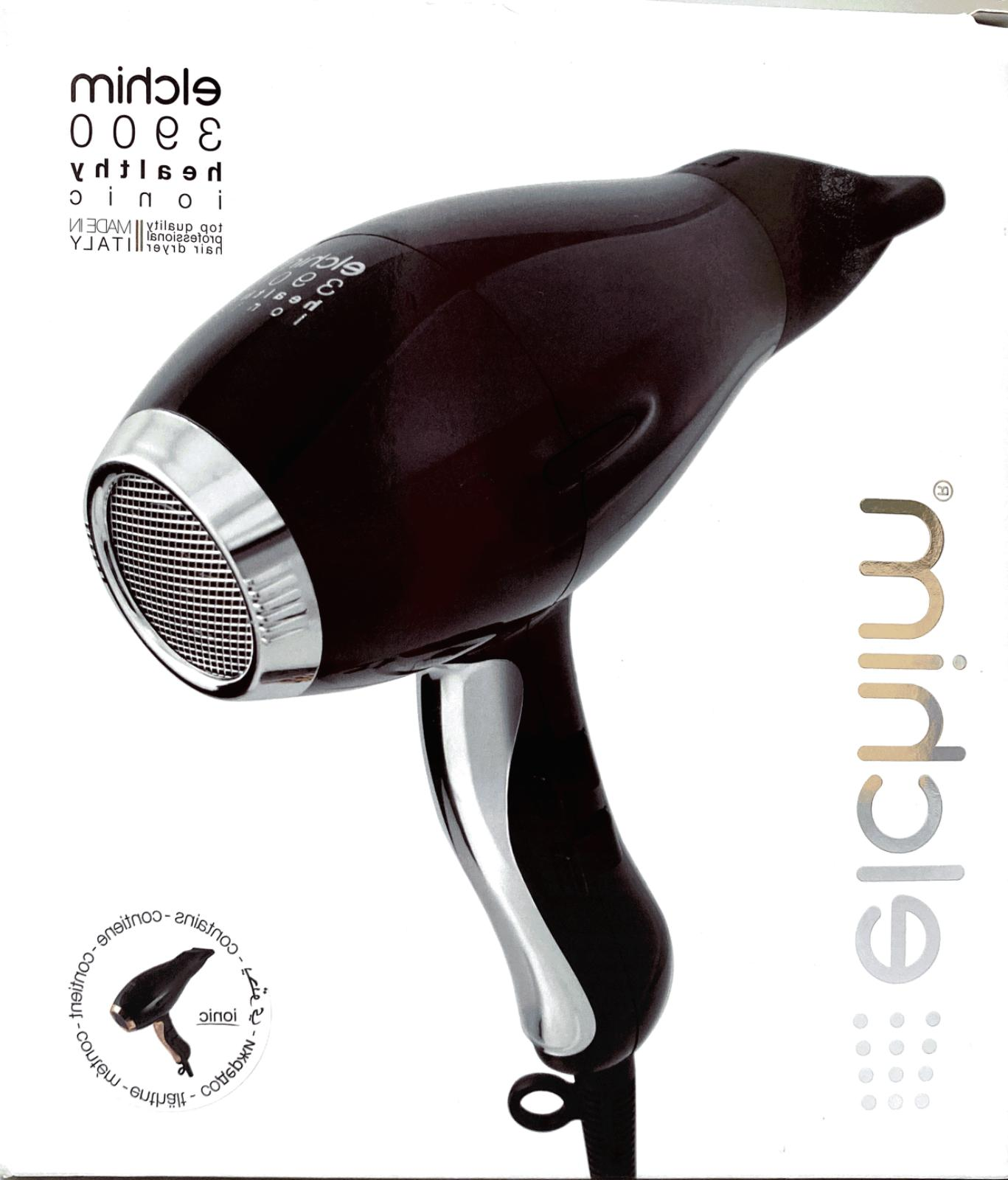 3900 healthy ionic dryer italian made brand
