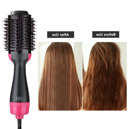 One Step Dryer Hair Salon Pro Collection Styler And Volumize