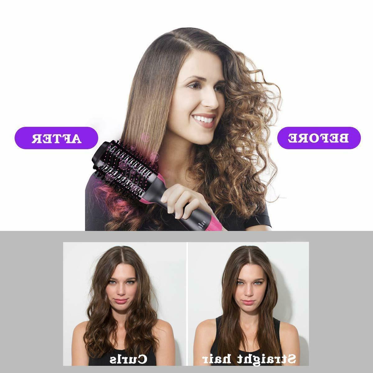 Air Comb Straight Hair Hair