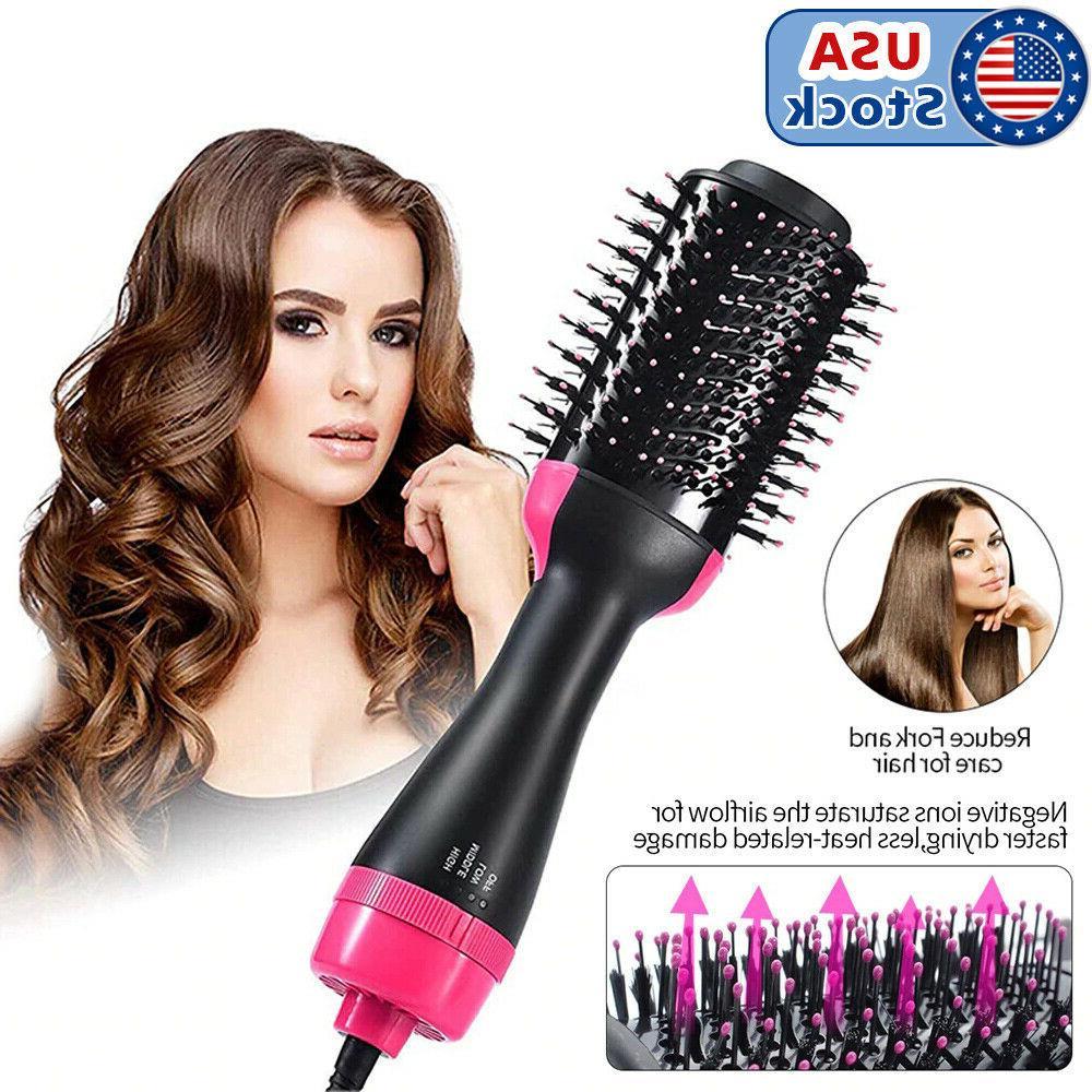 4 in 1 hot air hair dryer