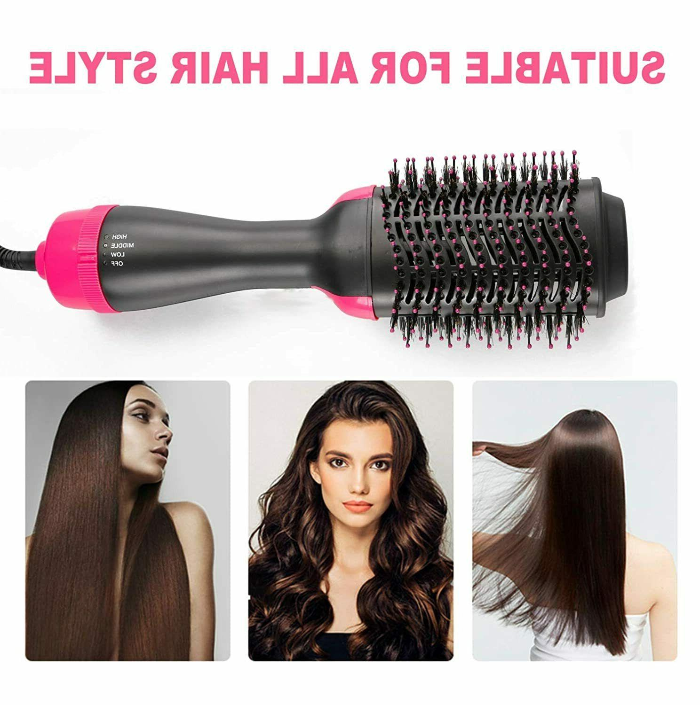 4 Air Hair Dryer One Step Styling Brush US