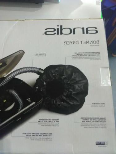 Andis 500-Watt Professional Hair Black