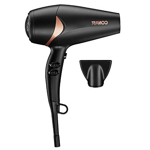 Conair Styler/Hair 1875 Watt, Black/Copper
