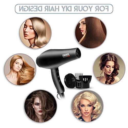 Hair Hair Professional Negative Heat 3 Heat AC Hanging Ring -