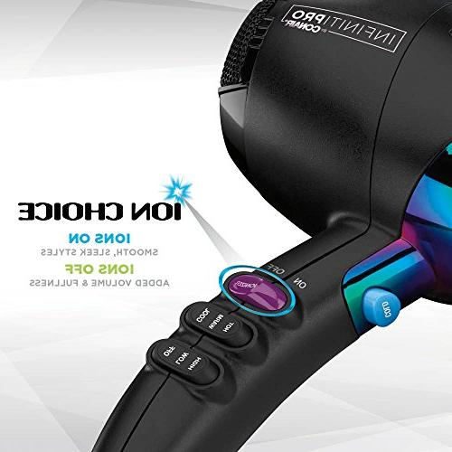 INFINITIPRO BY CONAIR Watt Dryer,