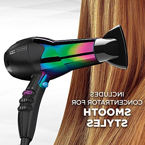 INFINITIPRO Watt Dryer, Rainbow