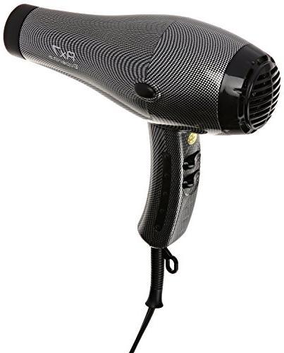 RX7 Hair Dryer, Silver, Ounce
