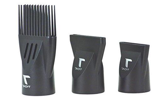 Tyche Professional Hair Turbo Jet Black